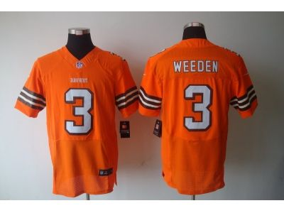 85f82fa31 youth 2012 new nfl jerseys cleveland browns 3 brandon weeden white ...