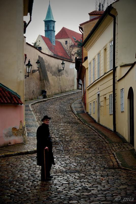 Beautiful Nový svet quarter, part of my Prague Behind The Scenes tour.  www.praguebehindthescenes.com