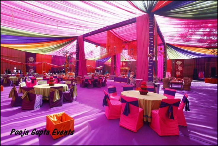 Pooja Gupta Events Info & Review | Decor in Delhi NCR | Wedmegood