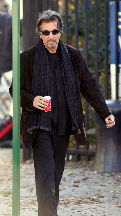Io,Al Pacino By Luxy