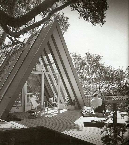 John Campbells Leisure House, Mill Valley, CA, 1952