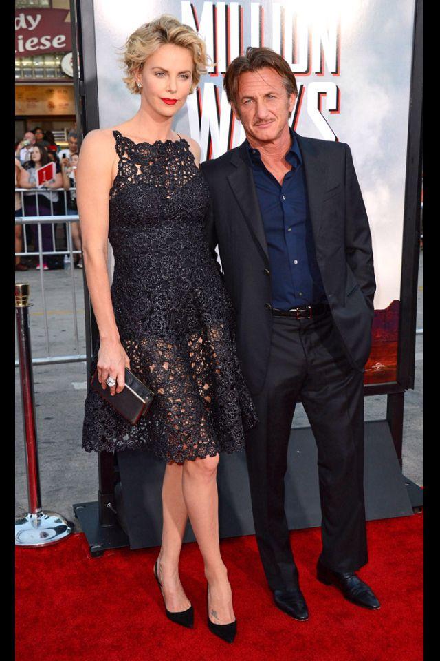 Charlize Theron & Sean Penn 2014 Cannes Film Festival