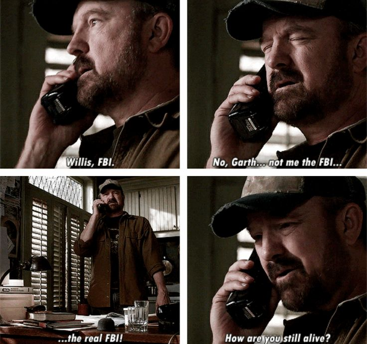 Supernatural | Bobby Singer quotes