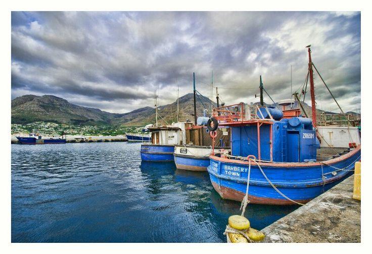 HoutbayDryDocks Bay Fisherman
