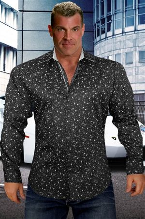 STYLE #51012 HENNESSY ELITE DRESS SHIRT Our Price: $89.00  Product Code: 51001  #bodybuilding #clothes #fashion