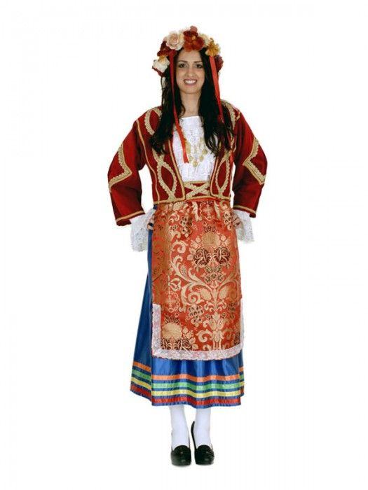 Παραδοσιακή φορεσιά Κέρκυρα