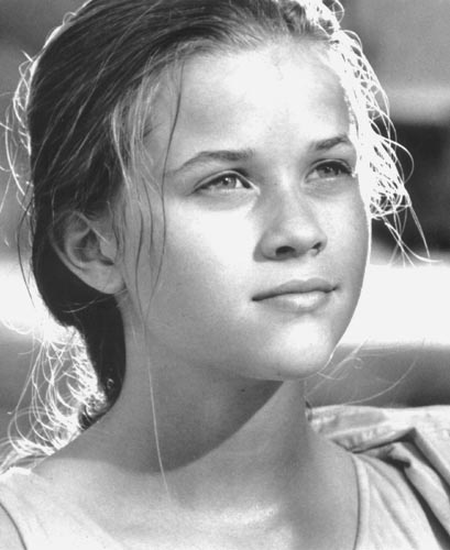 Reese Witherspoon as a child