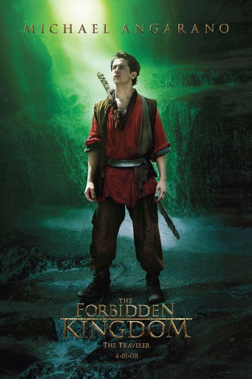 The Forbidden Kingdom Movie Poster #5 - Internet Movie Poster Awards Gallery