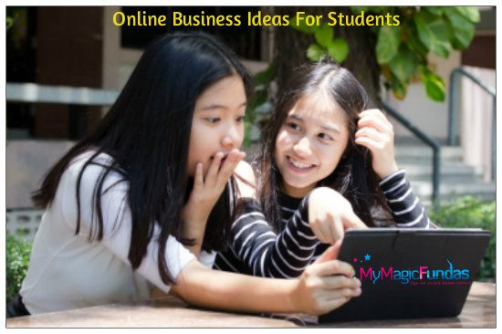 Check the best startup internet business ideas for students to make money at home.