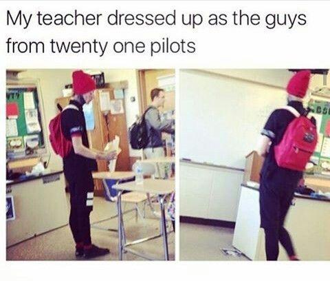 Best teacher ever! |-/