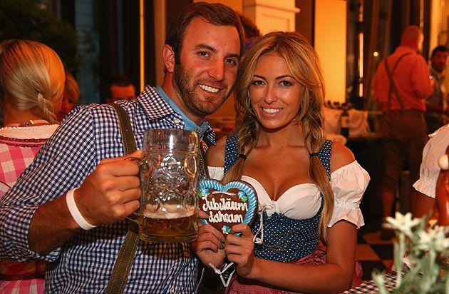 Paulina Gretzky engaged to golfer Dustin Johnson, expected to tweet entire wedding