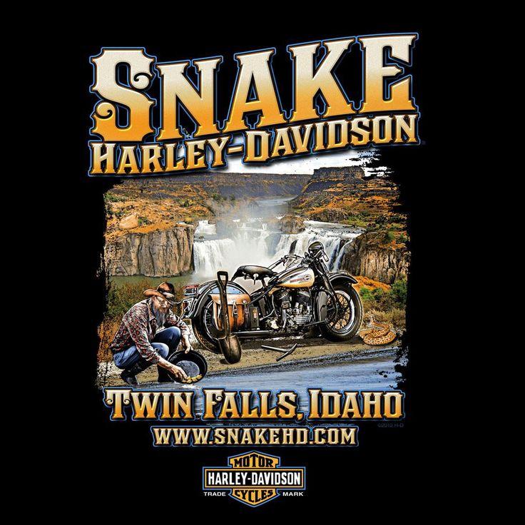 Harley Davidson Twin Falls