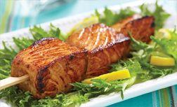 Sizzlin' Salmon Skewers BBQ Giveaway | True North Salmon