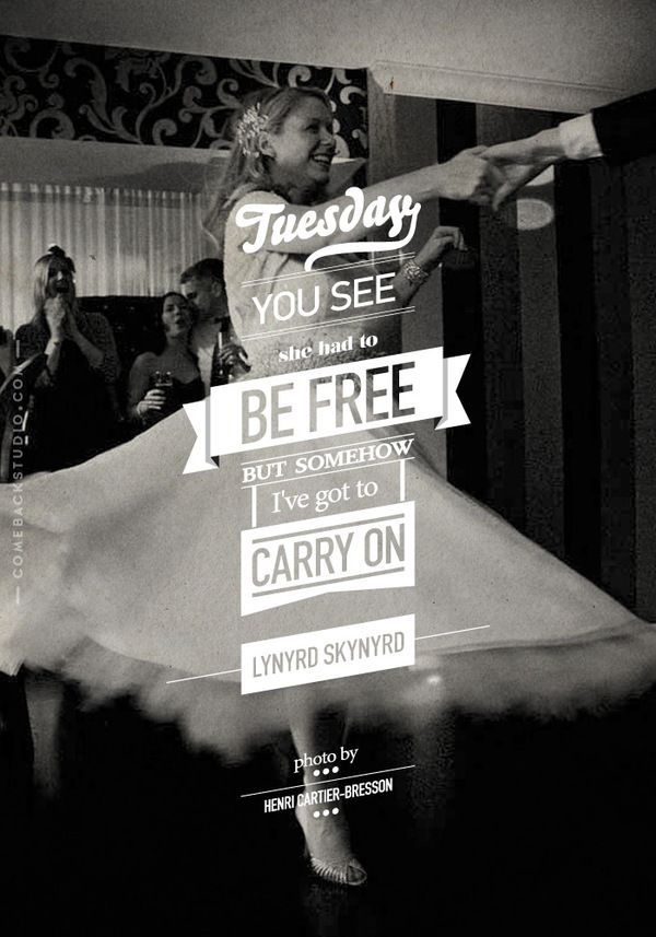 The daily typographic quote on Typography Served