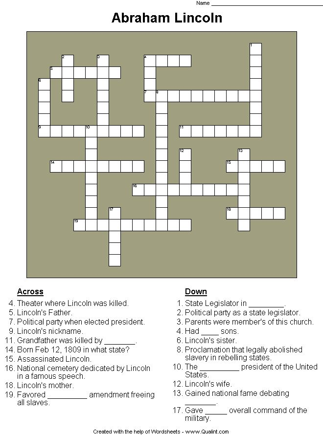 Word Puzzles Printables Worksheets Pages To Print A To