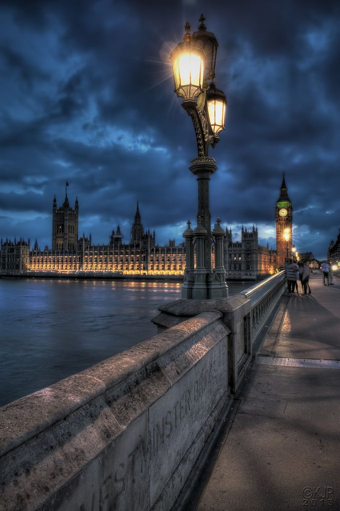 Westminster Bridge - London, England