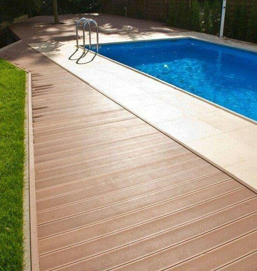 Acacia Brown deck