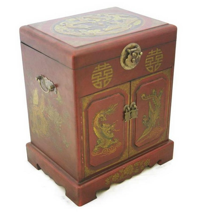37 best decorative oriental boxes decorative images on for Oriental furniture and accessories