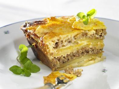 Aardappel-vleeskoek (Libelle Lekker!)