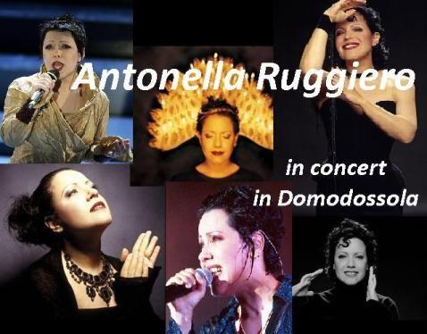 Antonella Ruggiero in concert
