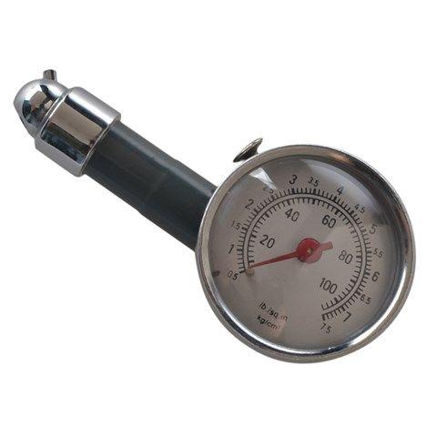 Calibrador de presión para las ruedas