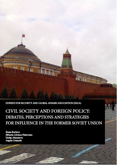 Study: Civil Society and Foreign Policy