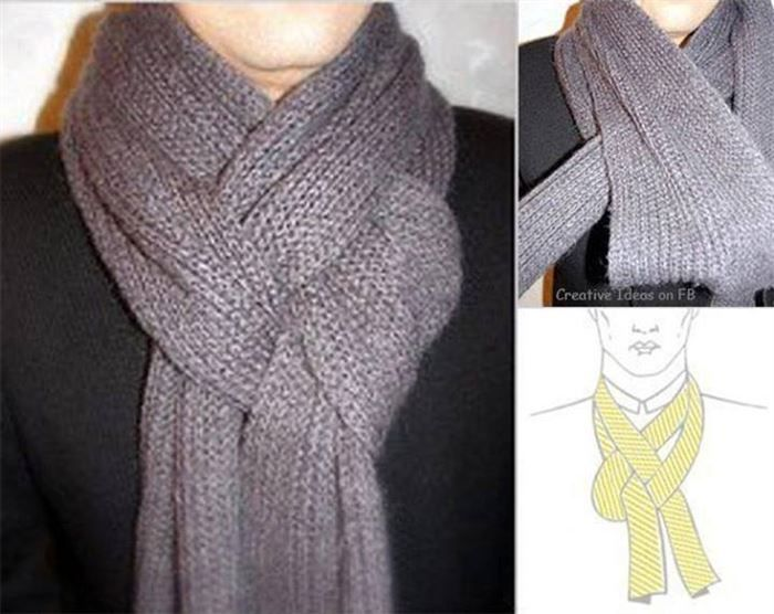 15 Ways to Transform your Scarf in Under 7 Minutes!