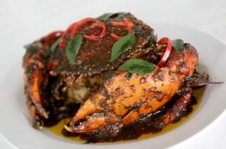 Kepiting Bakar (Grilled Crab)