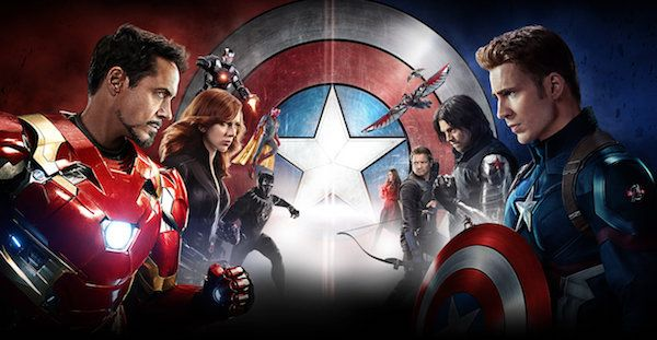 Redbox releases Captain America: Civil War–get all the Marvel action at Redbox today! - www.MovieSpoon.com