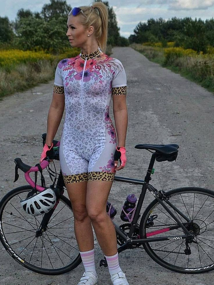 Girl with bike images-9778