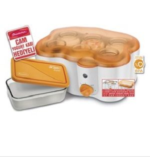 kendisi bir yoğurt yapma makinesi:) #pratik  #mutfak