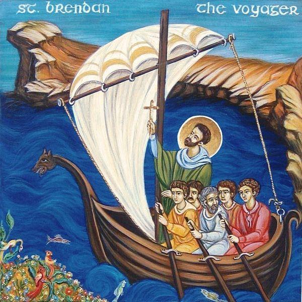 35 best Saint Brendan images on Pinterest | Art for kids, Art kids ...
