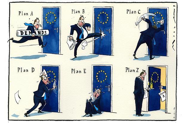 Peter Brookes cartoon