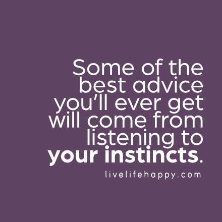 Intuition Quotes 22 Best Intuition Quotes Images On Pinterest  Intuition Quotes