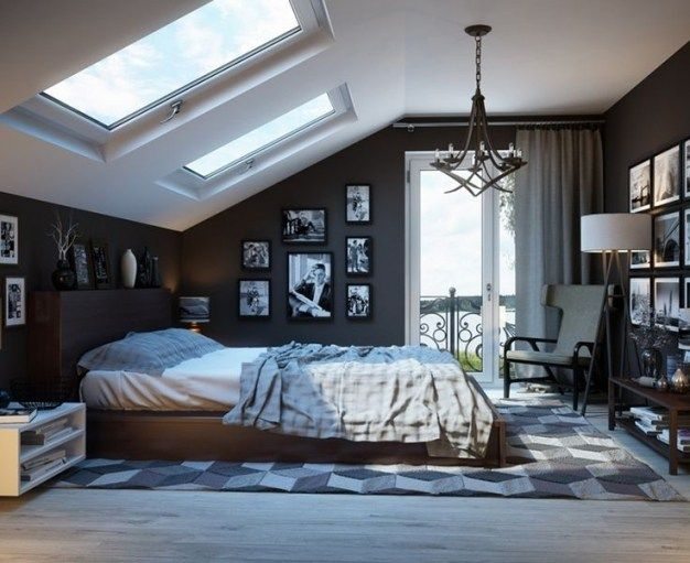 Worlds Most Famous Male Interior Designers: Best 25+ Male Bedroom Ideas On Pinterest