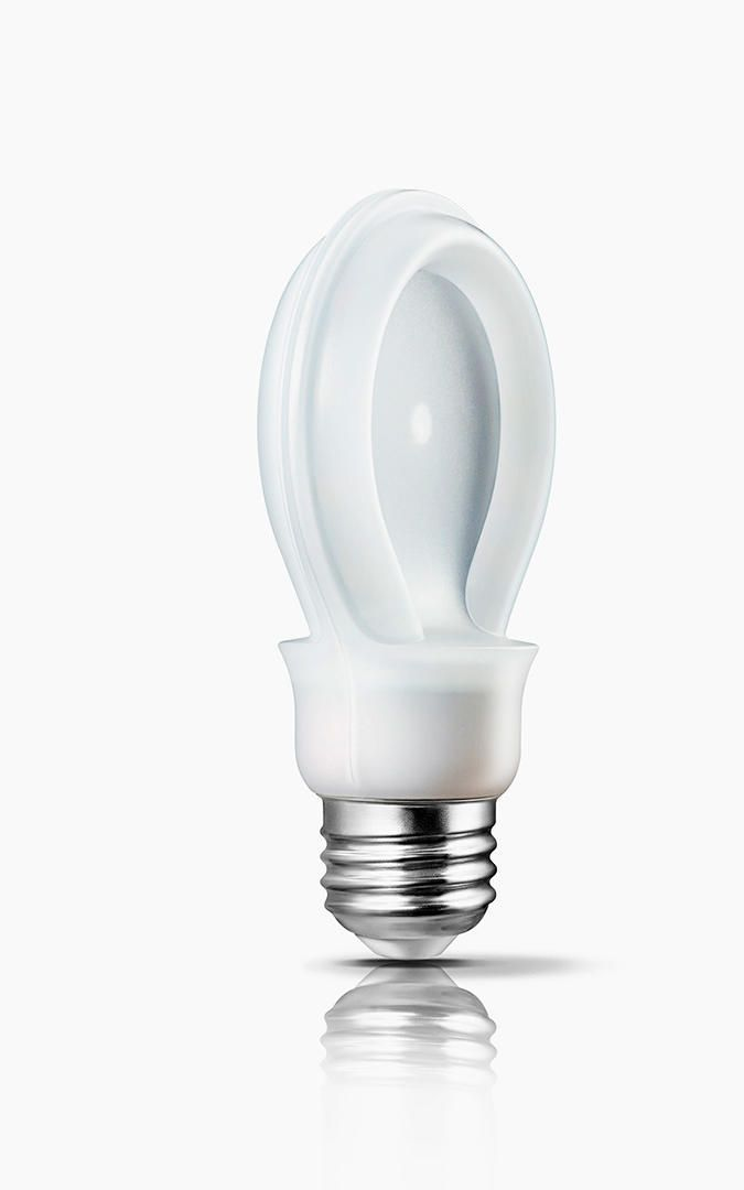Phillips Pancake Shaped Bulb Is Pretty Cool Why This Matters Sometimes Innovation Happens After A Kick In The Pants It To Light Bulb Bulb Led Light Bulb