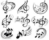 Music Notes - Download From Over 47 Million High Quality Stock Photos, Images, Vectors. Sign up for FREE today. Image: 7544001