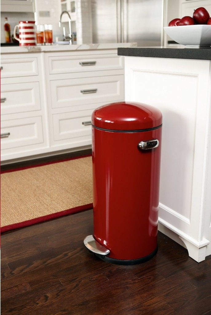 17 best ideas about modern kitchen trash cans on pinterest. Black Bedroom Furniture Sets. Home Design Ideas