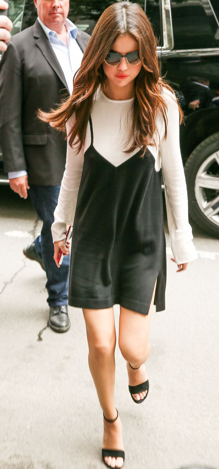 Selena Gomez News — June 5: [More] Selena seen out and about in New...