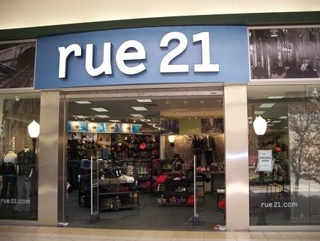 Rue 21<3