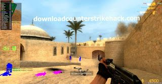Counter-Strike Source Wallhack
