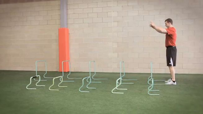 STACK Expert Corbin Lang offers five vertical-oriented plyometric workouts to increase your maximum speed and acceleration.