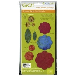 AccuQuilt offer the best AccuQuilt GO! Fabric Cutting Dies; Rose Of Sharon.