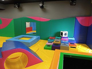 Soft play room by www.mikeayresdesign.co.uk