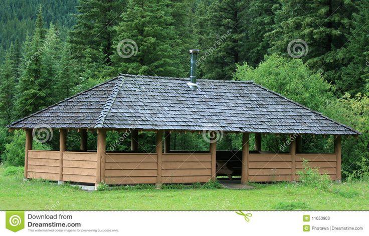 Small Picnic Shelters : Best hilltop picnic shelter images on pinterest decks