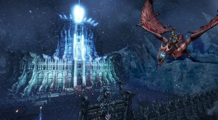 World reveal for Riders of Icarus' large December game update, Ranger's Fury. New Ranger Class, Increased Level Cap, and New Region with Unique Mounts Will Expand Mounted Battles by Land and Air in Free-to-Play MMORPG.