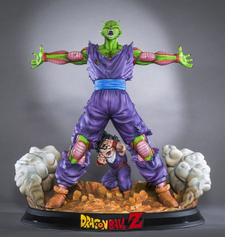 PICCOLO'S REDEMPTION HQS by Tsume