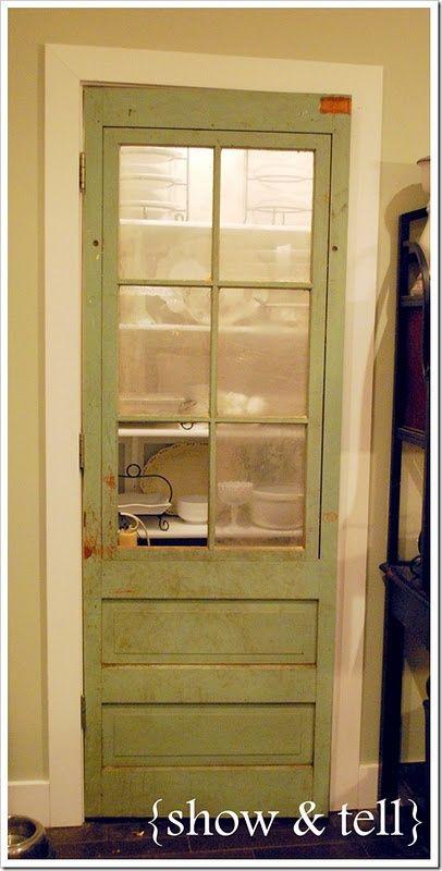 Pantry Doors Ideas   Another Unique Pantry Door...love It