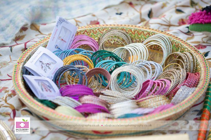 Henna night, henna party, mehendi, henna night ideas, henna night decor, beautiful bangles. York wedding photographer.