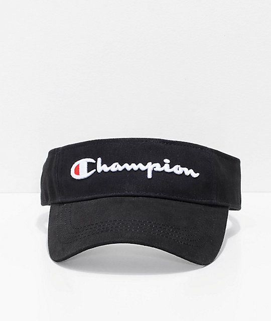 champion twill   mesh visor (black) 4cc1ba8df78